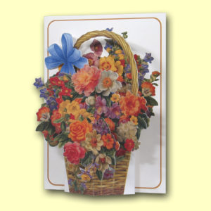 PIC219 Flower Basket
