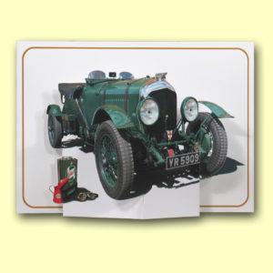 PIC221 Classic Car